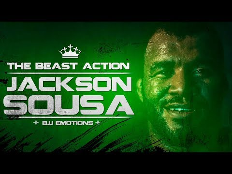 Jackson Sousa - The Beast ● JIU-JITSU NO-GI ACTION