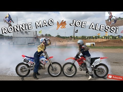 Ronnie Mac vs Joe Alessi