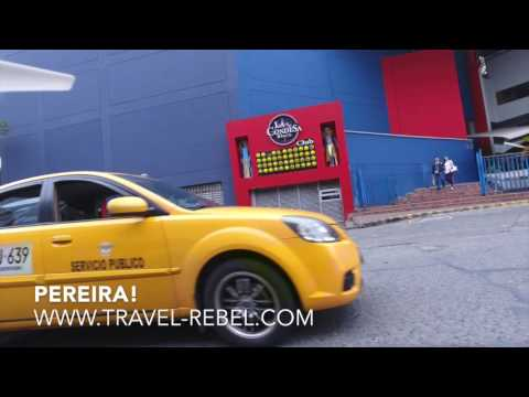 TRAVEL REBEL GOES TO COLOMBIA!!!
