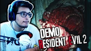 "Resident Evil 2 ""1-Shot Demo"" (PS4 Gameplay) RE2 Remake"