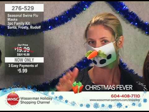 Seasonal Swine Flu Masks