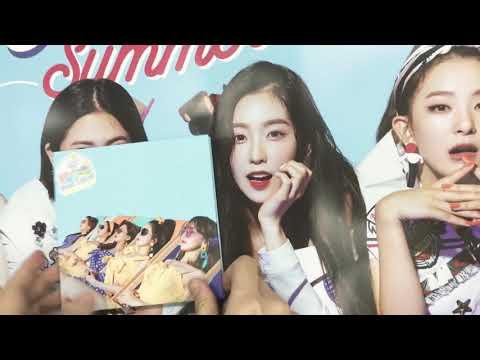 """[Unboxing] Red Velvet 레드벨벳 Summer Mini Album """"Summer Magic"""""""