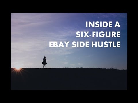 How to Build a 6-Figure eBay Business Part-Time