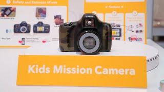 CES 2019 | Canon's 3 Concept Cameras of the Future