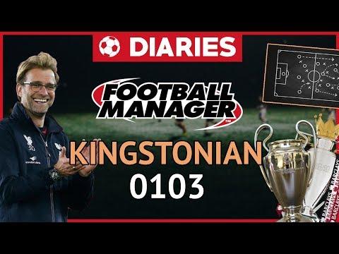 FM18| KIngstonian Diaries | LLM | 0103 Football Manager 2018