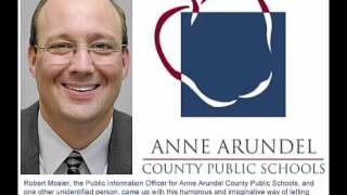 Anne Arundel County School Closing Message