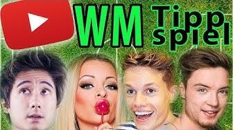 Das Youtuber WM Tippspiel!