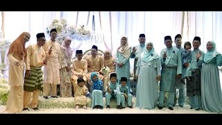 The Solemnization : Fadilah + Farizul Video exclusively by Pixelworks Studios