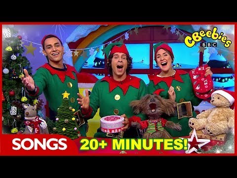 CBeebies Christmas Songs Compilation!