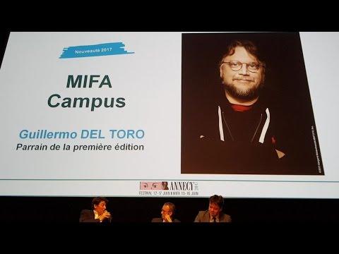[Conférence de presse] Annecy Festival / MIFA 2017