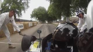 JAPANESE F1 KE007@GOODWOOD FOS 2015