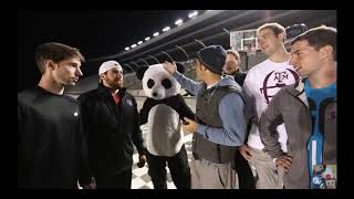 Dude Perfect | Who is in the panda suit 🐼??