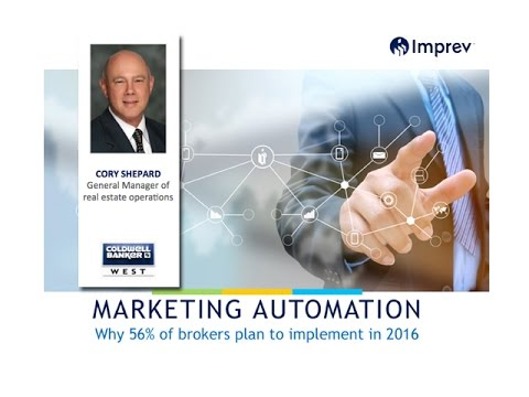 Imprev Marketing Automation: Cory Shepard, Coldwell Banker West