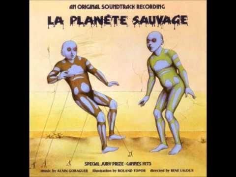 Alain Goraguer - Ten Et Tiwa Dorment (La Planete Sauvage Soundtrack)