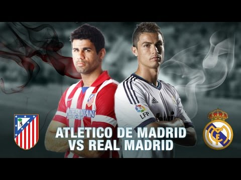 Real Madrid vs Atletico Madrid 2014 ~ FULL MATCH Spanish Super Cup 19 08 14 HD