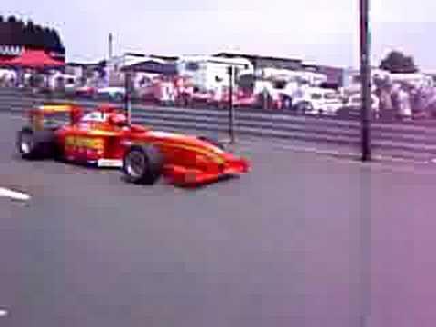 Formula Palmer Audi Brands Hatch