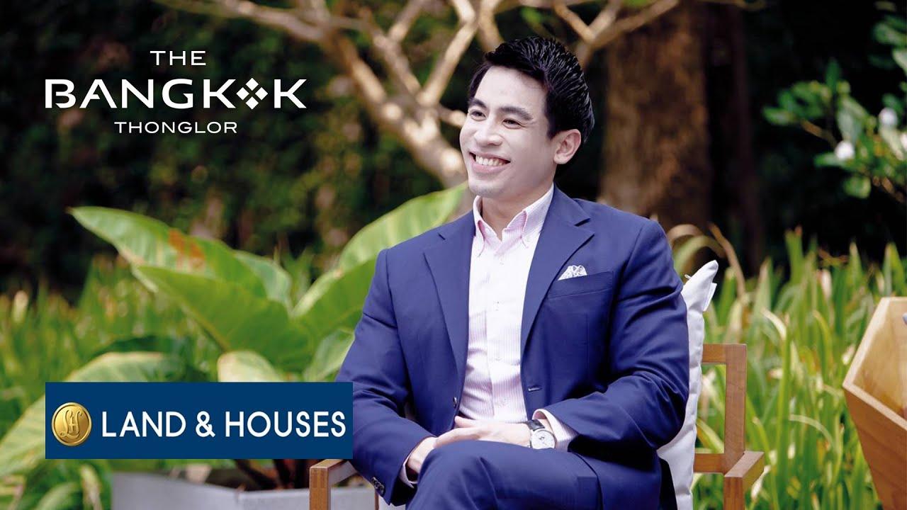 THE BANGKOK - THONGLOR - LAND AND HOUSES - REALESTATE