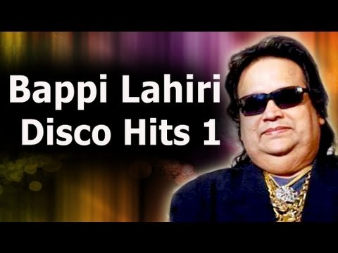 Bappi Lahiri Hit Songs HD  Jukebox 1  Top 10 Bappi Da Bollywood Retro Disco Hits