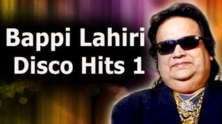 Bappi Lahiri Hit Songs - Jukebox 1 - Top 10 Bappi Da Bollywood Retro Disco Hits