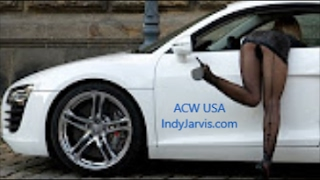 IndyJarvis Female Car Interface takes it to far!