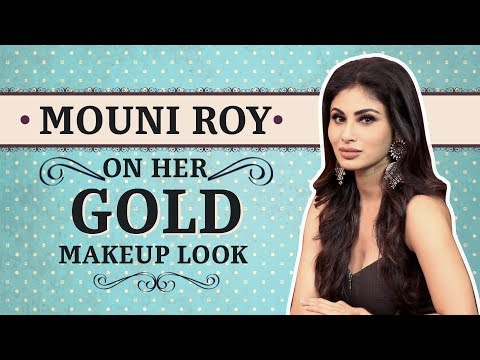 Mouni Roy looks breathtaking in this BTS pic & we are