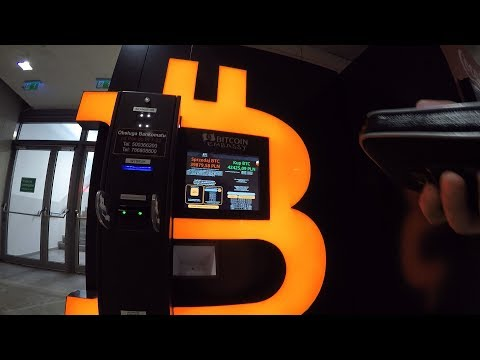 How Bitcoin ATM Works