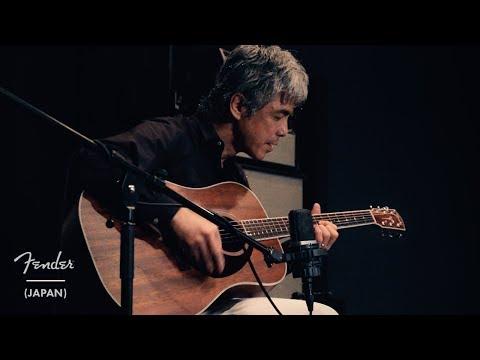 音楽と人、そして楽器。さまざまな表現手段の中から、なぜギターを選んだのか?そんな素朴な疑問にフォーカスを当て、ギタリストの内面に深...