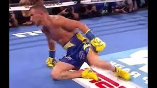 Lomachenko's First Knockdown Ever ● The Fighter Who Looked Invincible