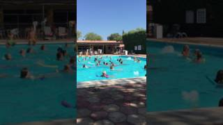 Fitness at Camping Vell Emporda