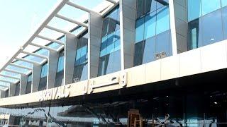 أخبار اليوم | تعرف على أحدث نظام تأميني شامل للحقائب بمطار القاهرة