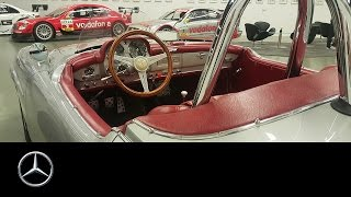 360° video experience: Inside the Holy Halls of Mercedes-Benz motorsport – Mercedes-Benz original
