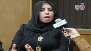 أخبار اليوم   زوجة الشهيد عامر عبد المقصود تروى تفاصيل استشهاده