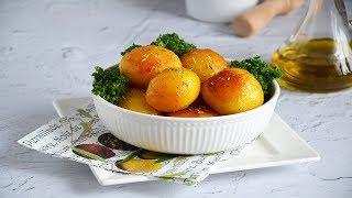 Картошка с медом