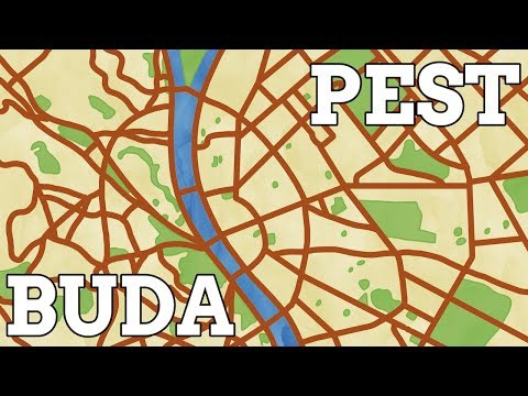 Budapest: One City Two Names