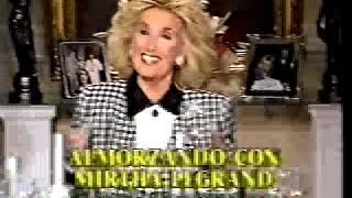Almorzando con Mirtha Legrand Primer programa 1993 | Resiste un archivo