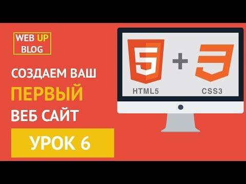 Курс HTML и CSS - Что такое идентификаторы (id) в Html