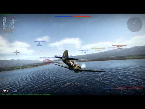 War Thunder - Event Pearl Harbor [FR]