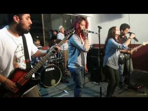 Peaceful Violence - Legal (ALERTA KAMARADA COVER) LIVE HD BOGOTÁ