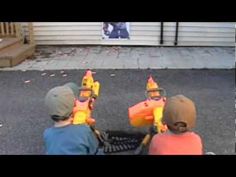 Kids Love to Shoot