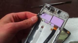 lenovo Vibe S1 Lite s1La40 заміна дисплейного модуля