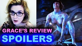 Ghost in the Shell SPOILERS Movie Review