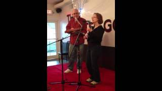 Cow Cow Boogie - Cyndi Craven and Bruce Gilbert