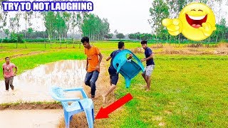 Must Watch New Funny Video 2019 😂-😁 4 Min Very Comedy Video| Ep-65 |#BindasFunBoys
