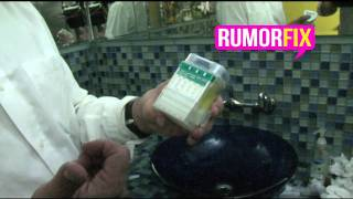 Andy Dick Takes Drug Test