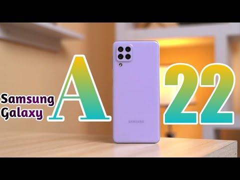 Samsung Galaxy A22 Bangla Review | Samsung galaxy a22 price in Bangladesh |
