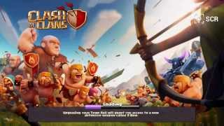 How to Fix Clash of Clans Crash - After Halloween 2014