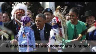 Happy Thanksgiving From Native Americans At Standing Rock!