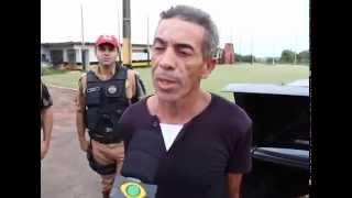 SARGENTO FAHUR INTIMA TRAFICANTES A BUSCAR DROGA