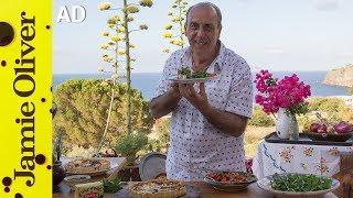 Italian Vegetable Tart    Gennaro Contaldo - AD