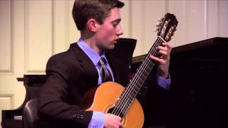 Milonga for solo guitar by Jorge Cardoso